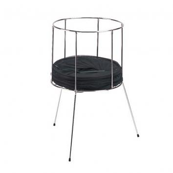 400mm Net Shopping Basket Stand