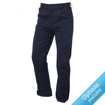 Harrier Classic Trousers - Navy