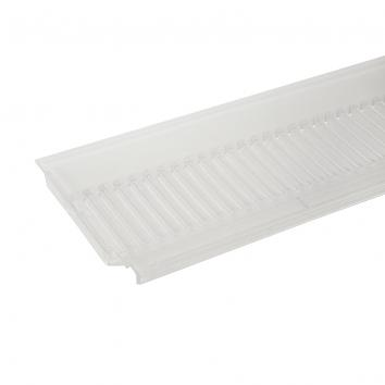 1000x75mm Plastic Toothed Riser For Instore®30 144415440