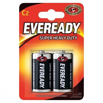 C Panasonic Batteries (2)