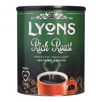 Lyons Rich Roast Instant Coffee 750g