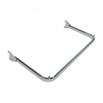 1000mm D-Shape Hanging Rail For Instore®30