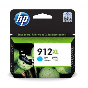 Original Cyan Cartridge For HP 912XL