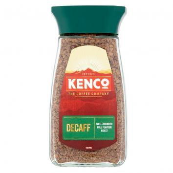 Kenco Decaf Coffee - 100g