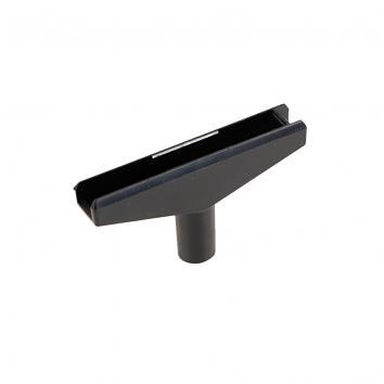90mm T Piece - Black