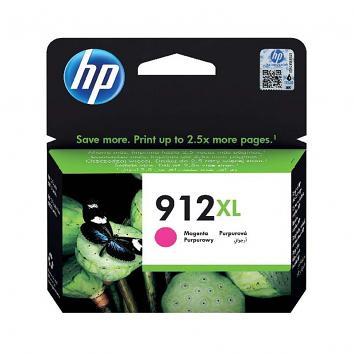 Original Magenta Cartridge For HP 912XL