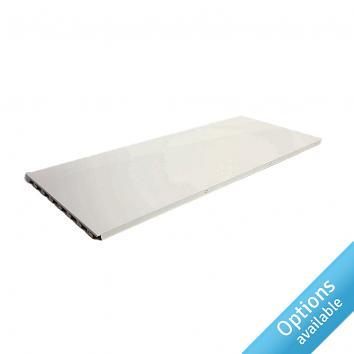 Instore®30 Plain Back Panel