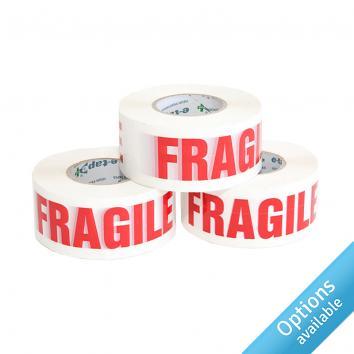 48mmx150m Fragile PP E-Tape