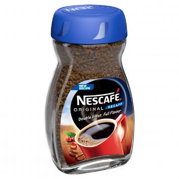 Nescafe Decaf Coffee - 100g