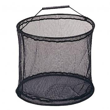 400mm Black Net Shopping Basket